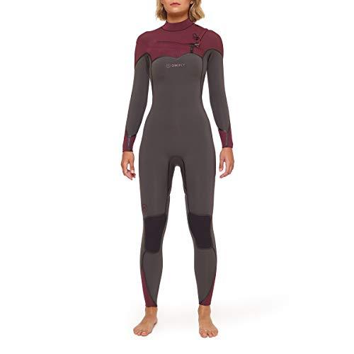 Traje DE Surf Mujer Performance 4/3 Chest Zip Talla L