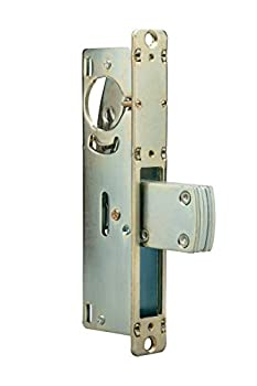 Global Door Controls 1-1/8 in Mortise Lock Body with Deadbolt Function in Duronotic