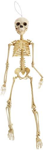 Rubies- Esqueleto Colgante 45 Cm, Multicolor, Talla única (S4387)