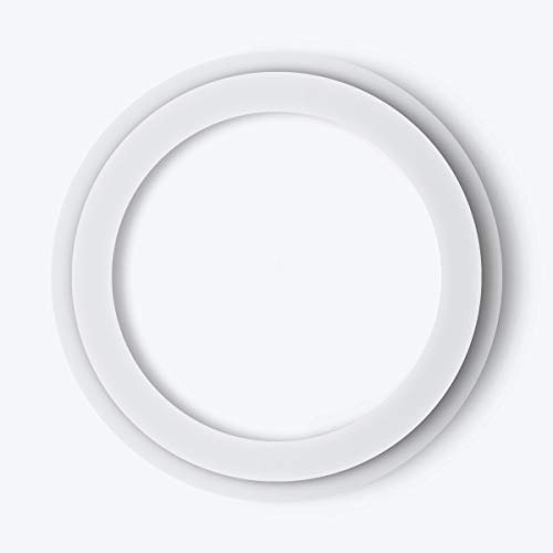 CAPO12 - Anello di Riduzione N°008 compatibile con la Simac 700/1000 / 1400