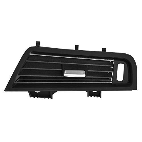 CROSYO Herramienta de Panel del Panel de ventilación de Aire Delantero Delantero 1PC Herramienta Excelente ABS y PC para B-M-W 5 Series / F18 Modificación - 2014-2017 135x100x40mm (Color : Negro)
