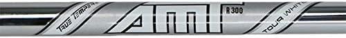 Oakland Mall True Temper AMT Tour White S300 Stiff Tap Flex Shaft New product Iron - .355