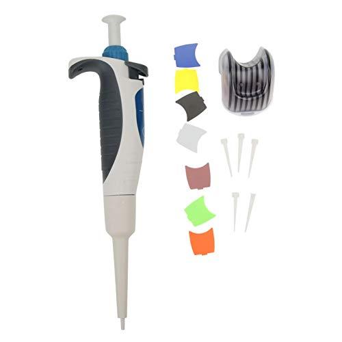 0.5-10μl high Precision Single Channel Manual Adjustable Variable Pipette Micro Pipette Pipette