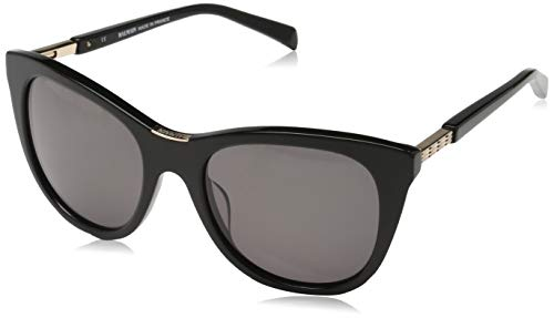 Balmain Sonnenbrille BL2101-1-56 Gafas de sol, Negro (Schwarz), 56.0 para Mujer