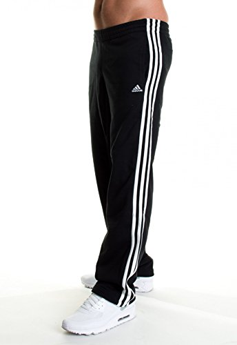 adidas Herren Hose Essentials 3S Light Sweat Pants OH, Black, S