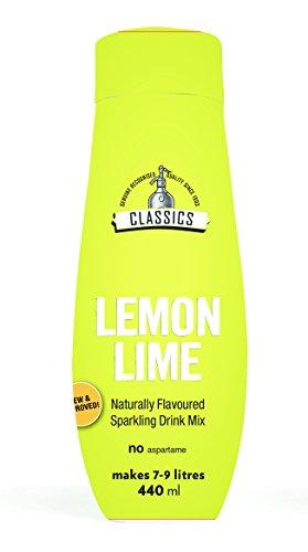 SodaStream 1424226440 Sabor Classic Limon