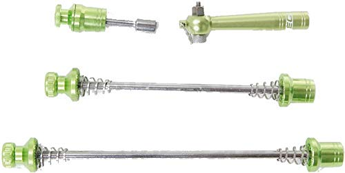 CONTEC Unisex– Erwachsene SQR Select + Schneppspannerset, Guerilla Green, Set