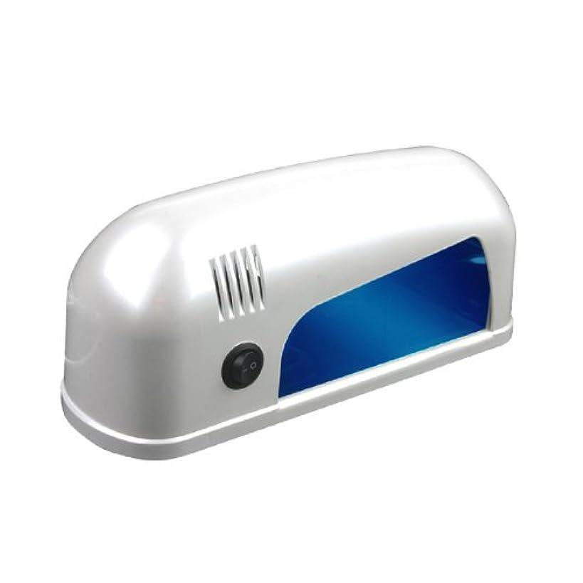 取り壊す欠陥締める【60%OFF】 ジェルネイル LED-UVライト 4W ホワイト