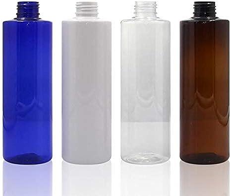 vac/ías tama/ño peque/ño transparente recargable Juego de 10 botellas de pulverizaci/ón de 250 ml 215 x 50 mm con atomizador de viaje Jeffyo de pl/ástico