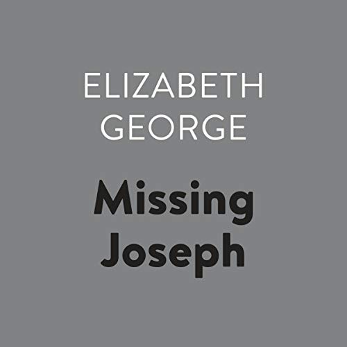 Missing Joseph audiobook cover art