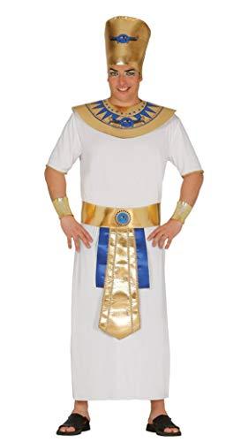 Fiestas Guirca Kostüm für Erwachsene ägyptischer Pharao