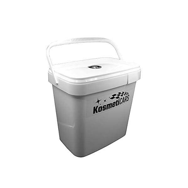 KosmetiCARS - Kit Montecarlo - Set professionale per la Pulizia e la Cura dell'Auto Moto Camper 2 spesavip