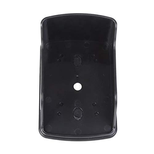 Pulsador de timbre inalámbrico Cubierta impermeable para lector de tarjetas Cubierta protectora Pulsador de timbre inalámbrico Cubierta de lluvia