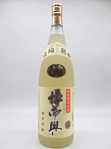 福田酒造 樽御輿(たるみこし) 樽貯蔵 米焼酎 25度 1800ml
