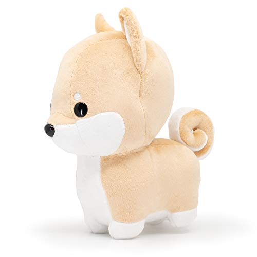 Bellzi Shiba Inu Plush Toy Stuffed Animal Dog - Soft Cute Plushies and Gifts for All Ages, Kids, Babies, Toddlers - Shibi