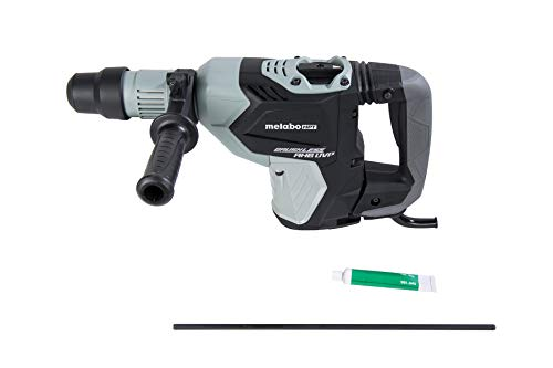 Metabo HPT Rotary Hammer Drill   1-9/16-Inch   SDS Max   AC Brushless Motor   AHB Aluminum Housing Body   UVP User Vibration Protection (DH40MEY)