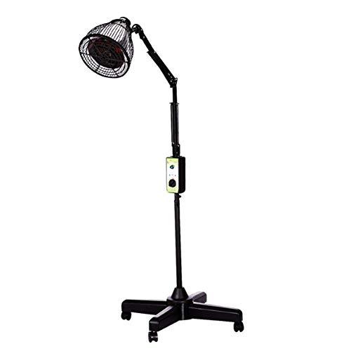 Lampe d'hyperthermie, TDP lampe de chauffage au sol infrarouge réglable santé arthrite traitement de soulagement de la douleur des muscles sanguins