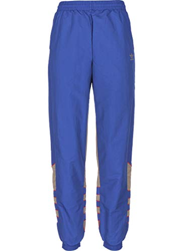 adidas Big TRF TP Track Pants pour Femme, Bleu Roi/Kaki tracé/Rose, 32