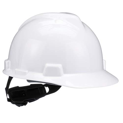 MSA 475358 V-Gard Hard Hat Front Brim with...
