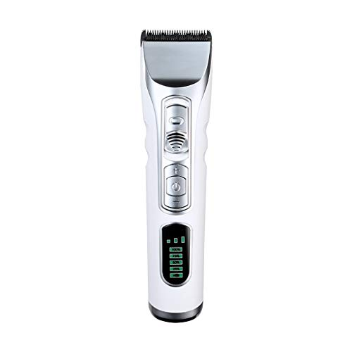 SAP- Tondeuse Electric Clipper Household oplaadbare elektrische Clipper Electric Clipper professionele haar Clipper Artifact duurzaam (Color : F)