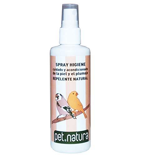Pet Natura Spray Repelente Natural Piojos 125 ml