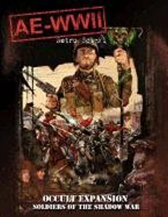 AE-WWII Retro Sci-Fi Occult Expansion: Soldiers of the