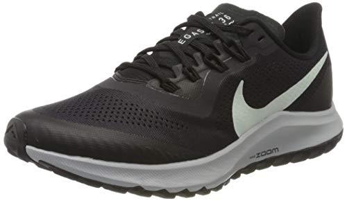 Nike Women's WMNS Air Zoom Pegasus 36 Trail Running Shoes, Grey (Oil Grey/Barely Grey/Black/Wolf Grey 002), 5 UK
