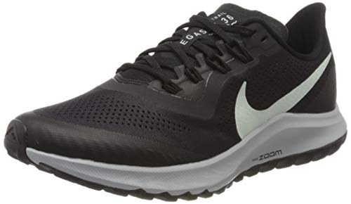 Nike Wmns Air Zoom Pegasus 36 Trail, Zapatillas de Running para Mujer, Gris (Oil Grey/Barely Grey/Black/Wolf Grey 002), 38.5 EU