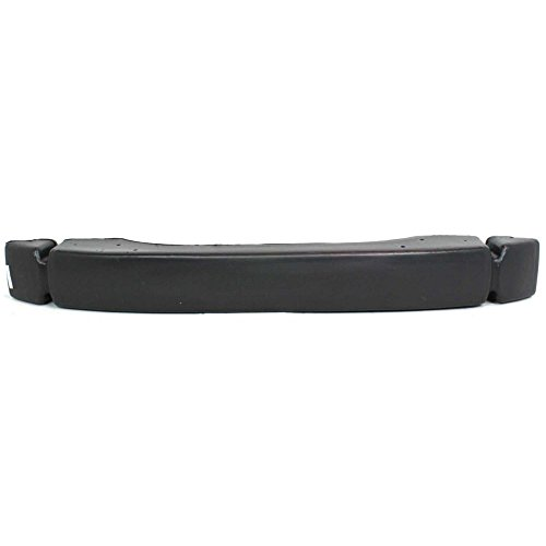 Bumper Reinforcement compatible with Chevrolet Malibu 97-03 Front Plastic Main Impact Plastic Primed