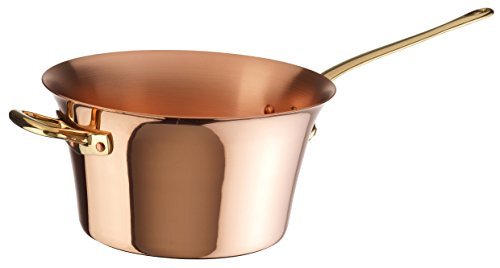 Paderno World Cuisine Kupfer Polenta Pfanne, 41/2-quart