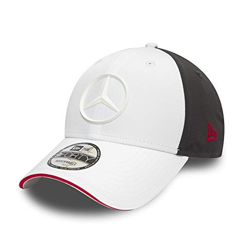 New Era Mercedes E Sport 940 Team Cap (White)