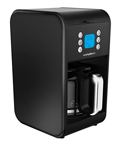 Morphy Richards 162008 Pour Over Filter Coffee Maker, 1.8 Litre, 900 W Morphy Richards Coffee Machine