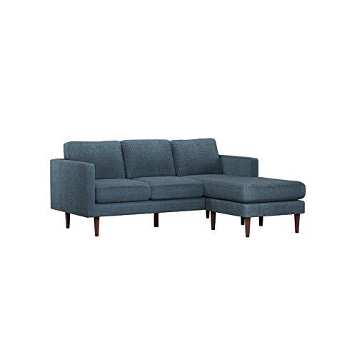 Ecksofa Couch –  günstig Amazon Marke –Rivet Revolve kaufen  Bild 1*