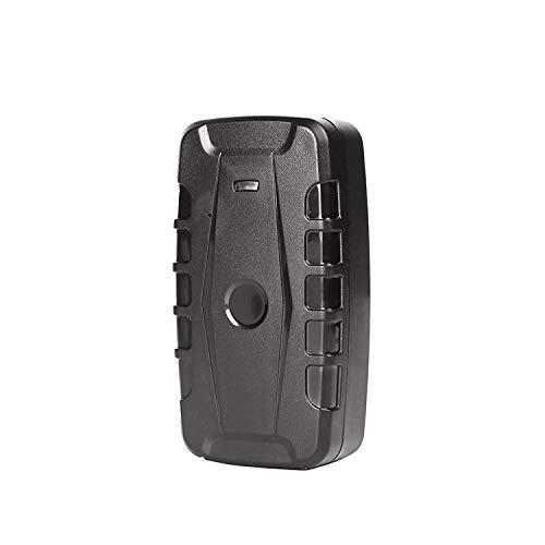 Localizador GPS para Coche, Localizador GPS De Posicionamiento En Tiempo Real De App/Sitio Web, Localizador De Vehículos Antirrobo, Rastreador GPS Impermeable Recargable 20000MAh TK209C