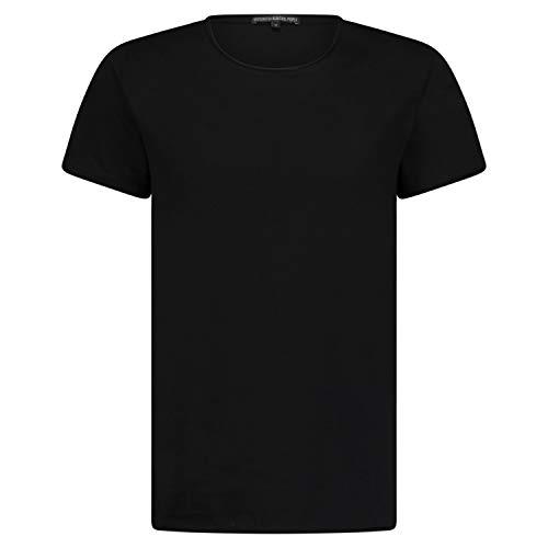 Drykorn Herren T-Shirt Kendrick Schwarz M
