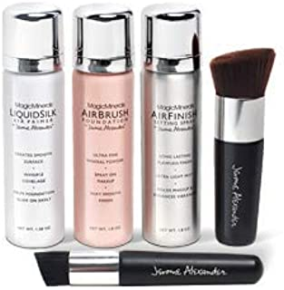 Best magic minerals airbrush makeup Reviews
