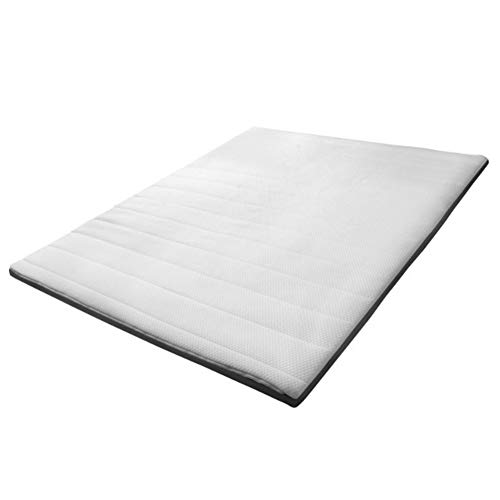Save %41 Now! ALIPC Breathable Permeable Thin Mattress,not-Slip Foldable Floor Mattress Bed Mattress...