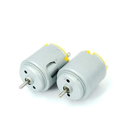 Yener 260 motor 1.5 tot 5V voor USB kleine ventilator afstandsbediening auto motor speelgoed boot model DIY model motor 20 * 26.9mm