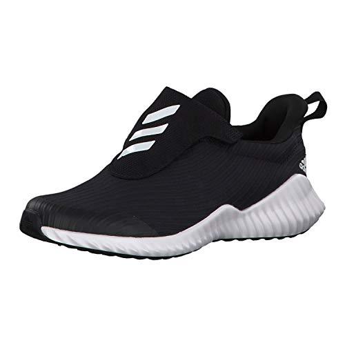 Adidas Unisex-Kinder Fortarun Ac K Fitnessschuhe, Schwarz (Negro 000) , 35 EU