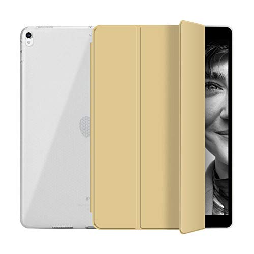 YYLKKB Suitable For iPad Air 3 pro Protective Sleeve mini 1 2 3 4 5 Anti-drop 9.7 mini Shell 2020 11 inch Shell-Golden_iPad mini 1/2/3/4/5