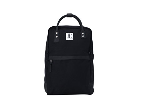Forbes & Lewis Spring Summer 18 Casual Daypack, 40 cm, Black PAD/C/01/01