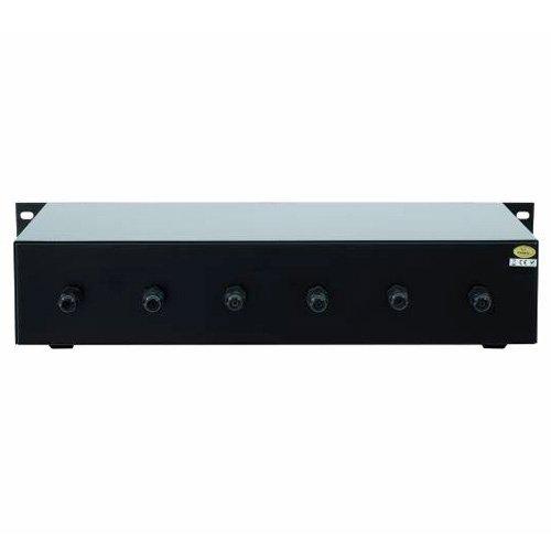 Omnitronic 80711325 ELA LS-Regler (6 m Zonen, 45 Watt) schwarz