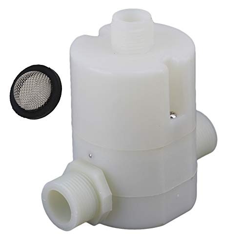 water tank float valves RDEXP Water Tank Water Float Ball Valve 3/4 Inch Exterior Water Level Automatic Control Valve
