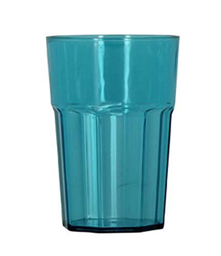 Zakdesigns 1783-600 Stacky Verre Plastique Bleu 45 x 35 x 25 cm 250 ml