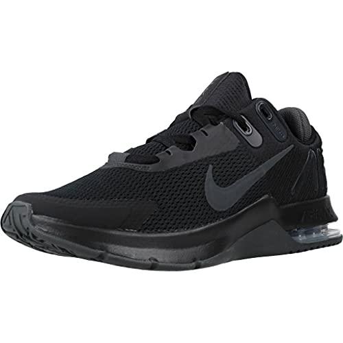 Nike Air MAX Alpha Trainer 4, Zapatillas Deportivas Hombre, Black Black Black Anthracite, 44 EU