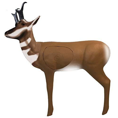 Real Wild 3D Pronghorn Antelope Archery Target