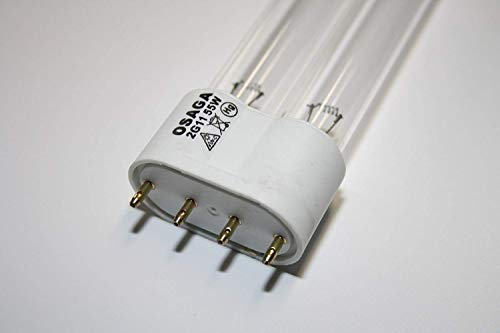 Osaga 55 Watt UVC Ersatzleuchtmittel 2G11 PL - L