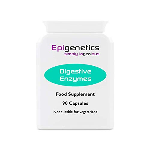 Digestive Enzymes Pack of 90 Capsules