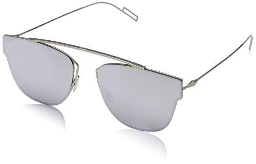 Price comparison product image Christian Dior 0204 / S Sunglasses Matte Palladium / Silver Mirror