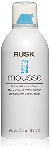RUSK Designer Collection Mousse Maximum Volume and Control, 8.8 oz.